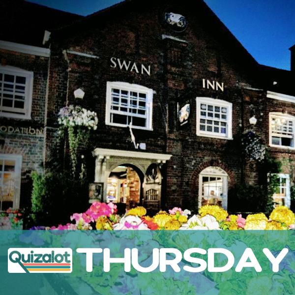 Quizalot The Swan Inn Quiz Night